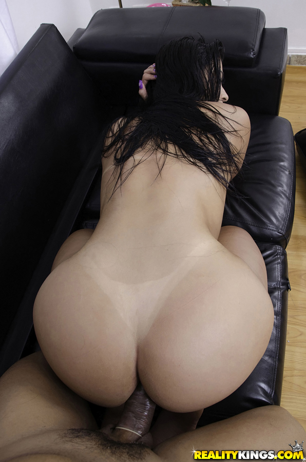 Latina Big Butt Masturbation
