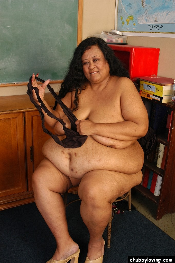 Old fat mexican lady porn