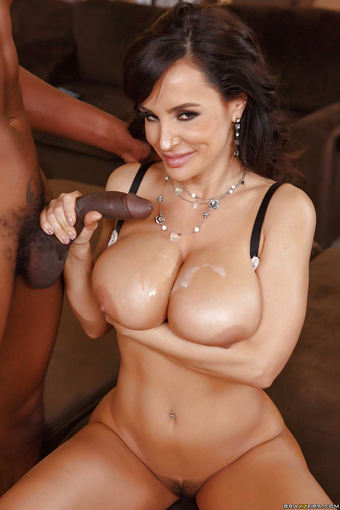 Lisa ann milf big cock seems