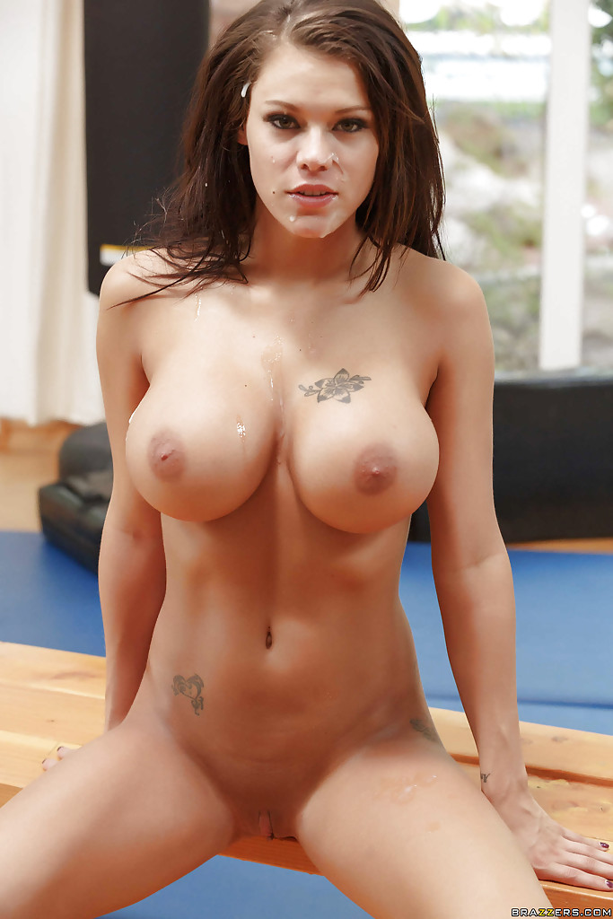Brazilian perfect nude body pics
