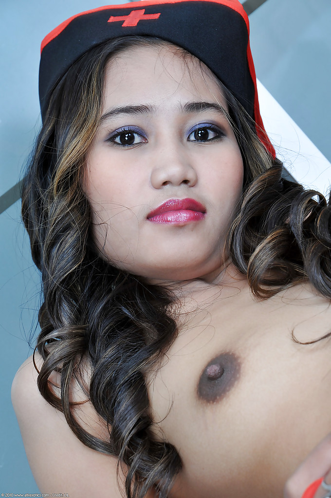 Asian first timer Akira flashing her haired Oriental muffin and nooky porn photo #322078766 | ATK Exotics, Akira, Amateur, Asian, Ass, Babe, Brunette, Close Up, Hairy, High Heels, Legs, Nipples, Nurse, Pussy, Spreading, Tiny Tits, Uniform, mobile porn
