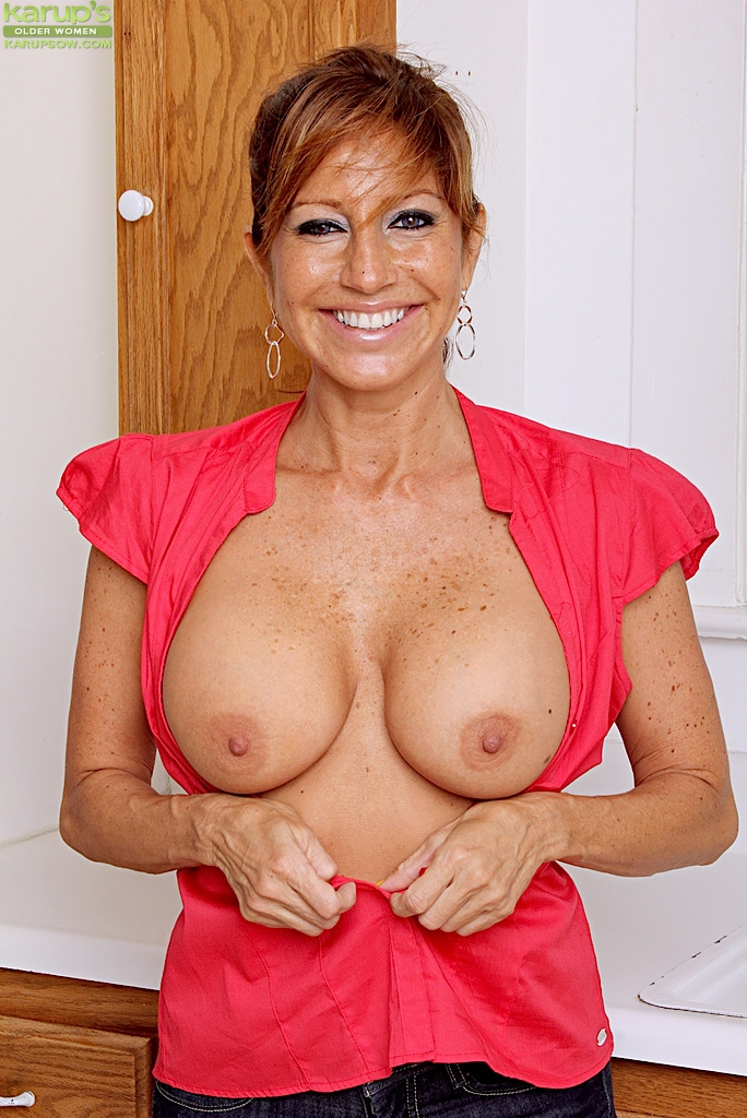 Mature Buxom Ladies