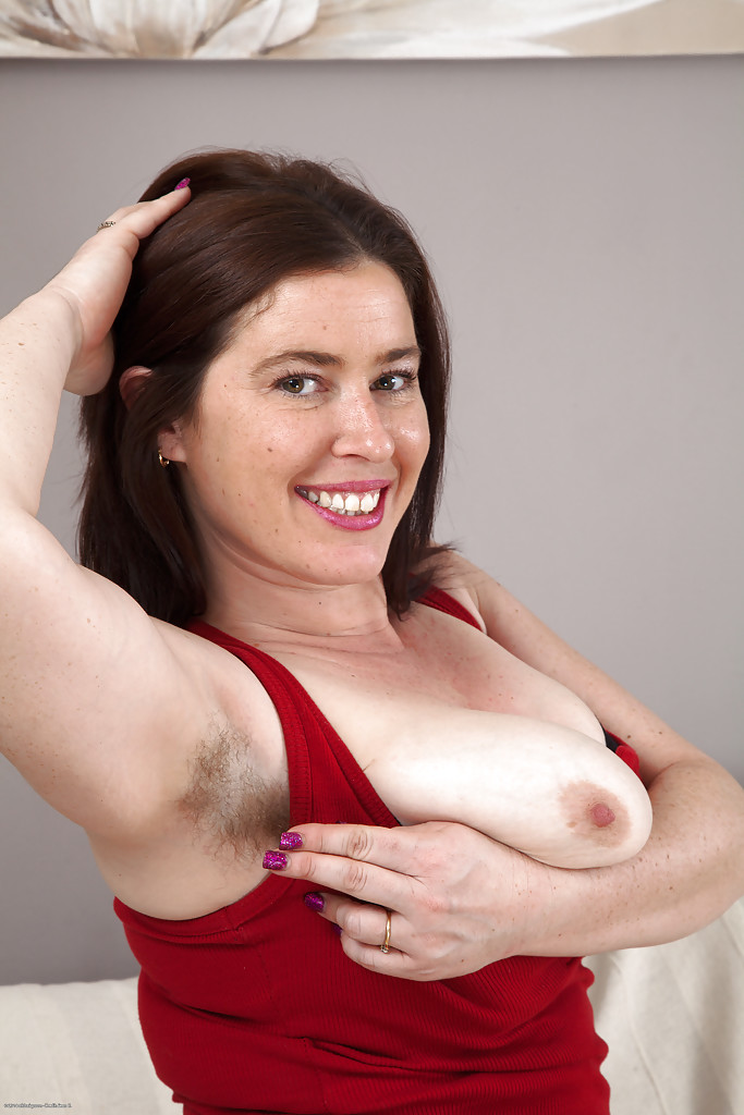Hirsute hairy women