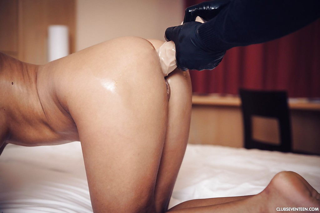 Hardcore lezdom fetish and BDSM sex for bound young hottie ...