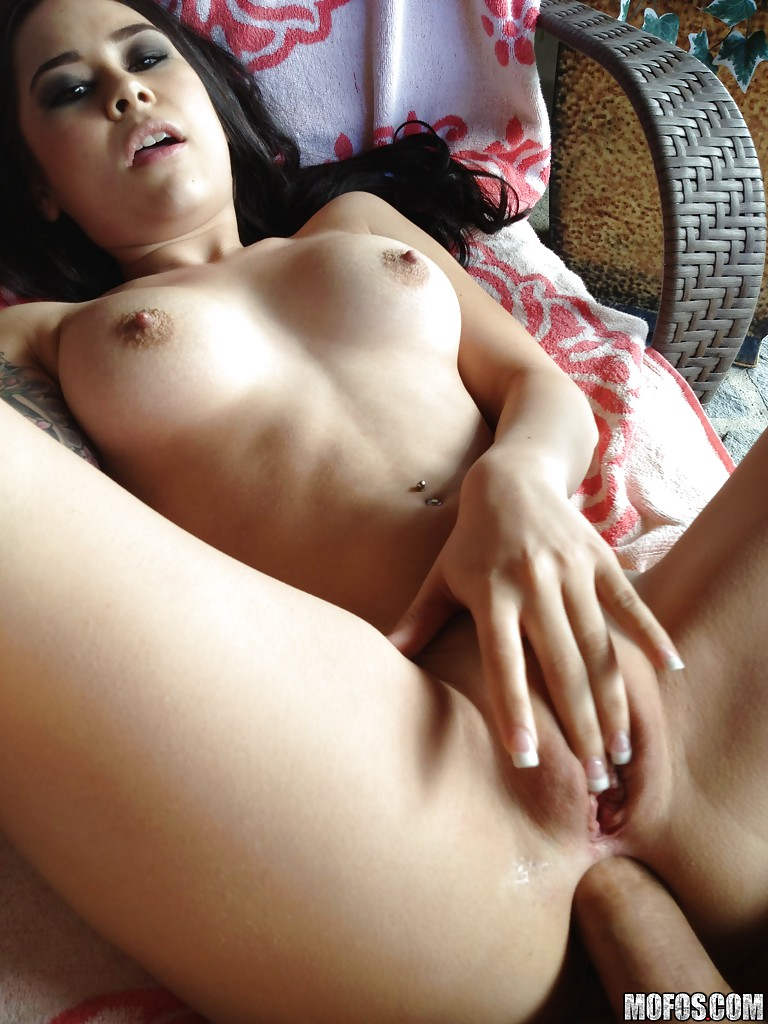Asian ass big fucked getting