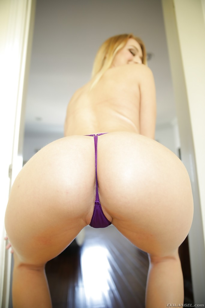 Thong ass lovely