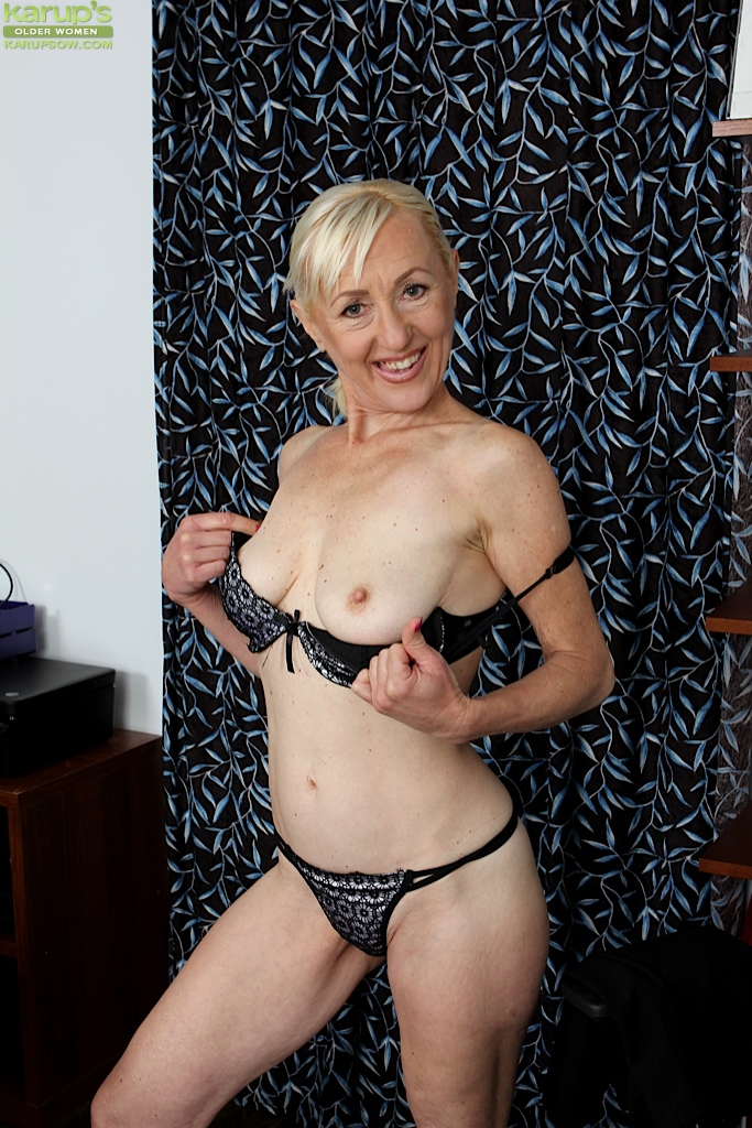 Grannies mature tits