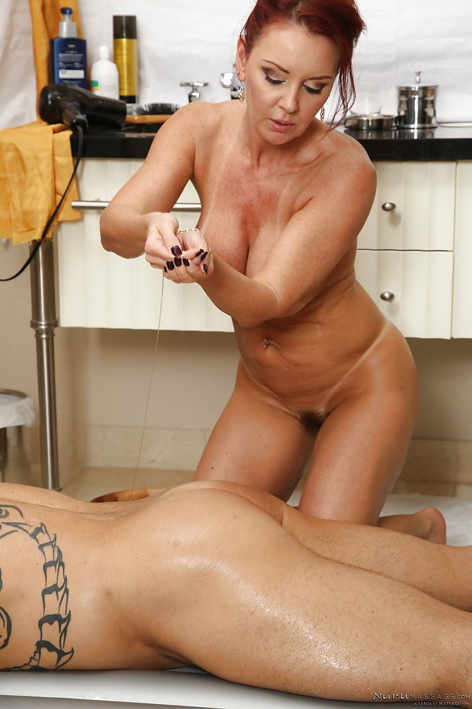 Nuru massage mature