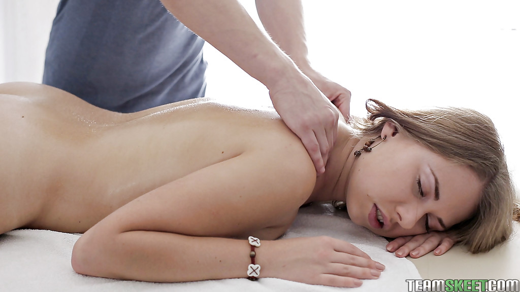 Massage wife penetration