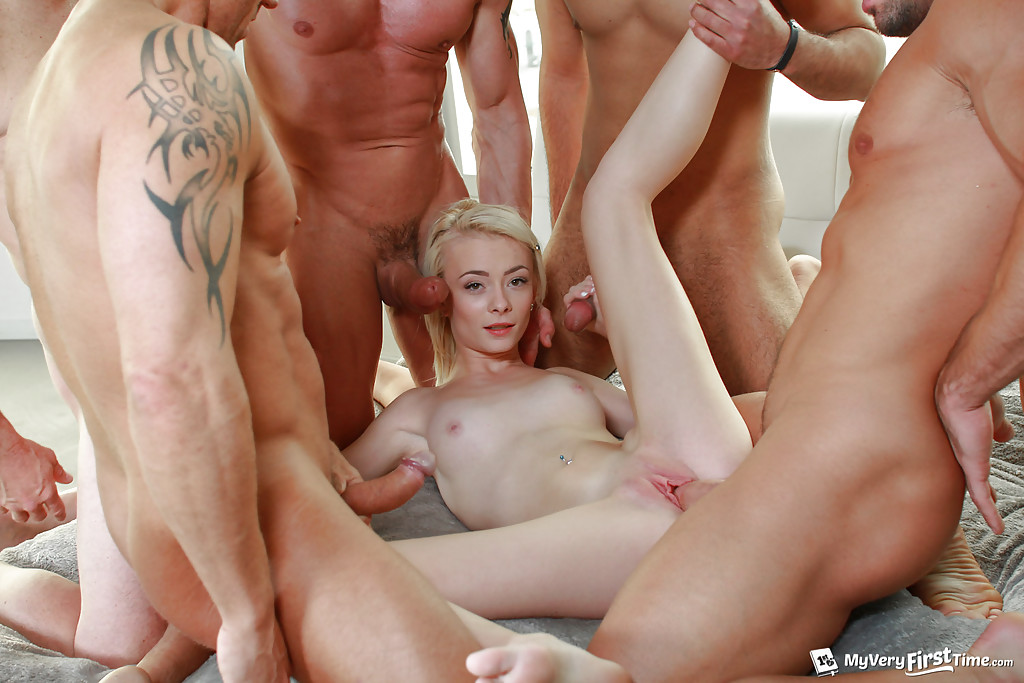 Teen gang bang porn prostate massage