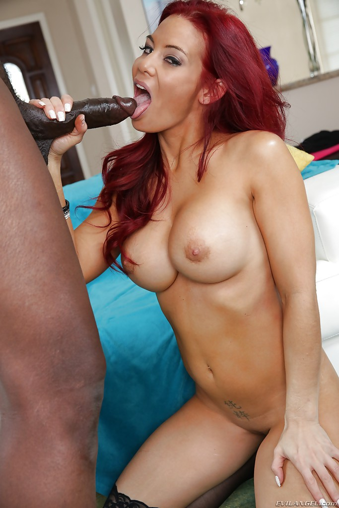 black Busty cock asian