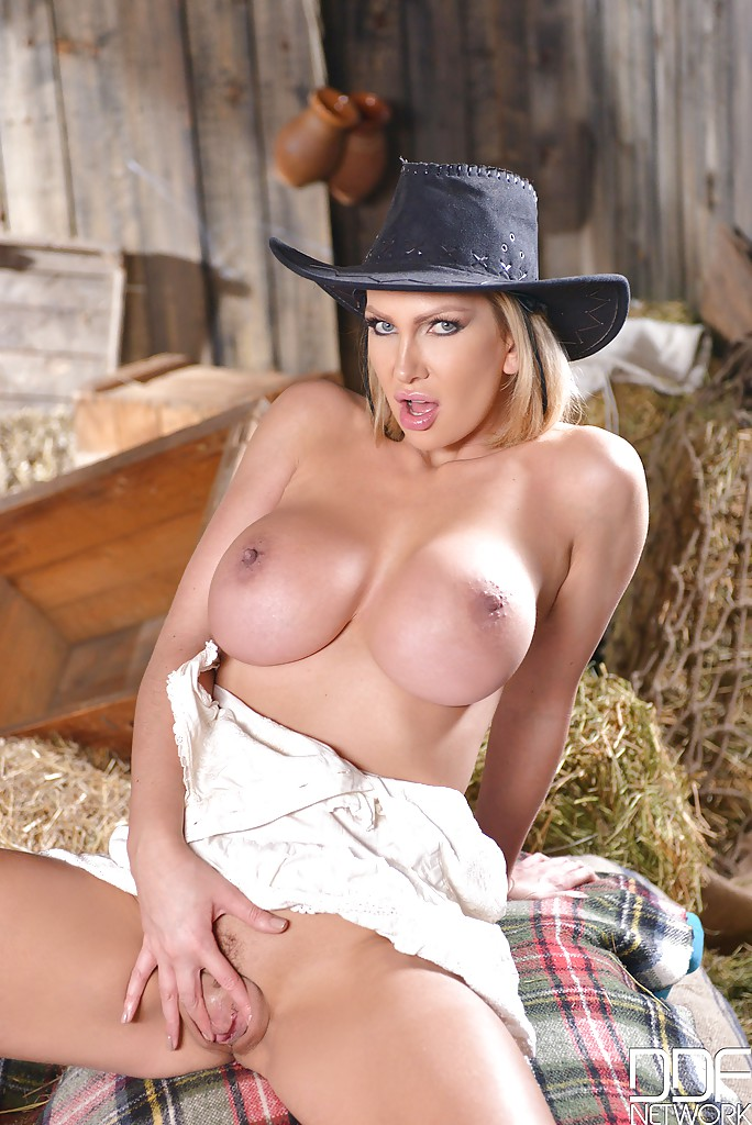Busty cowgirls nude agree
