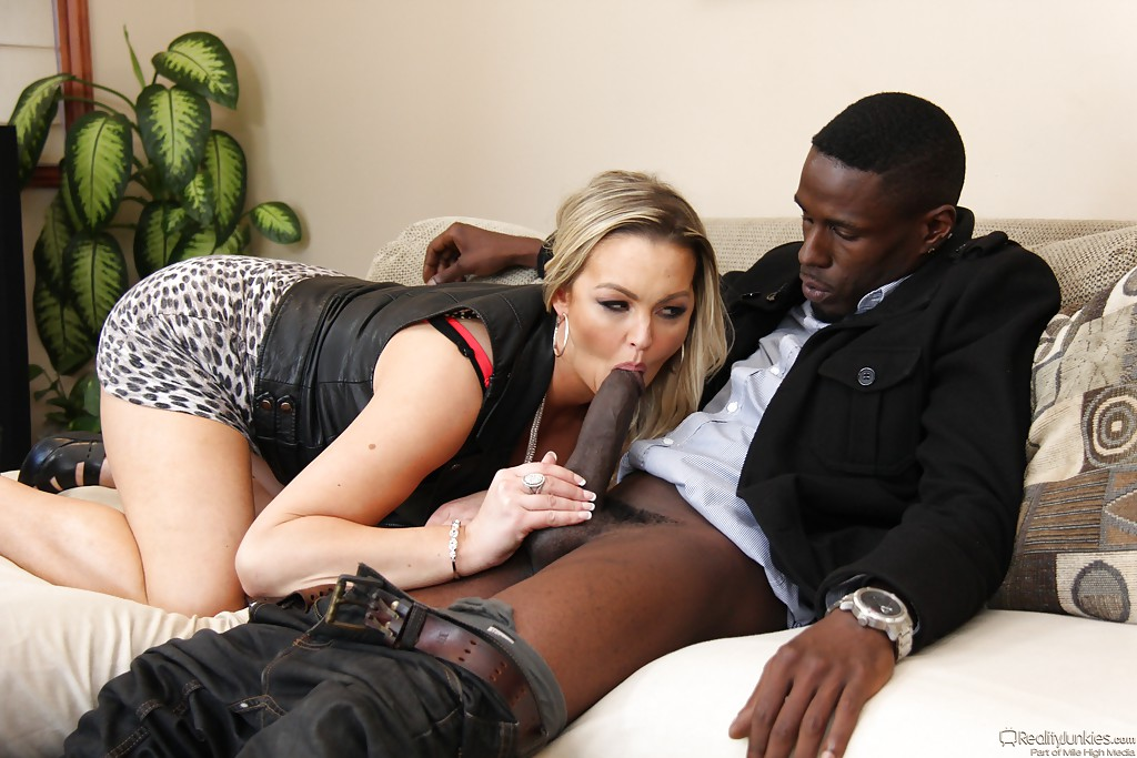 big tit blonde black cock the best blow jobs