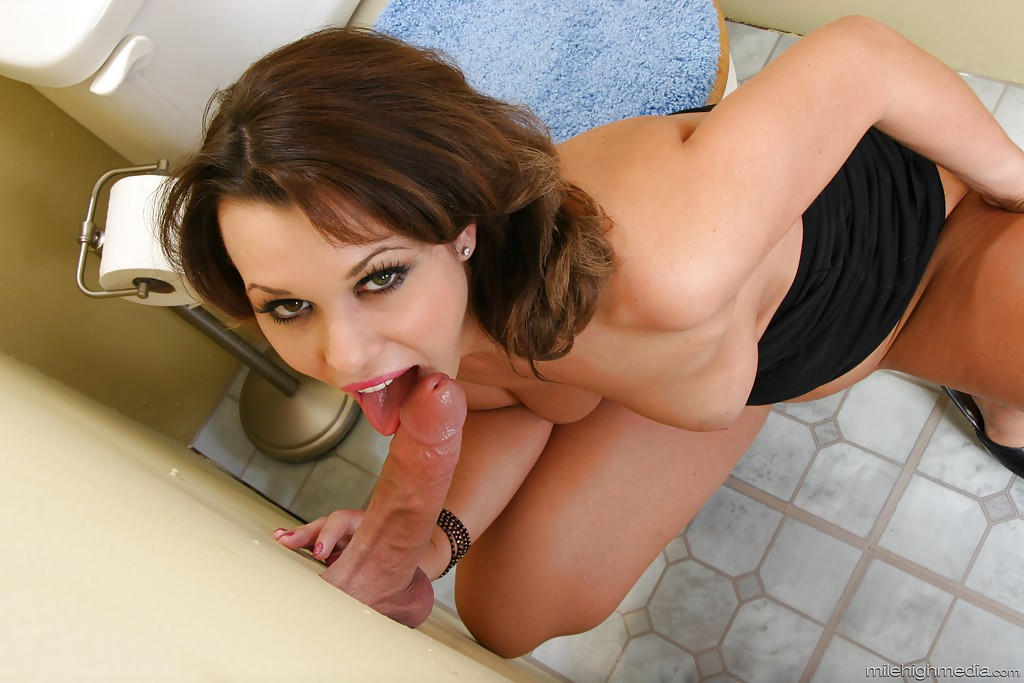 Your place Ashley coda gloryhole that interrupt
