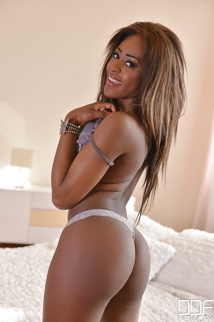 black girl nice ass
