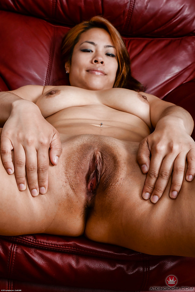 pussy woman Mature asian