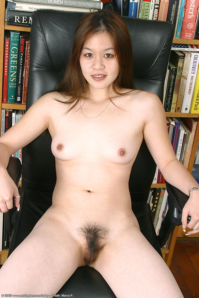 Asian girl banana