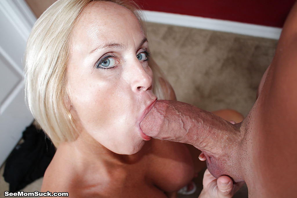 Milf giving a nice blowjob with good result - 3 part 7