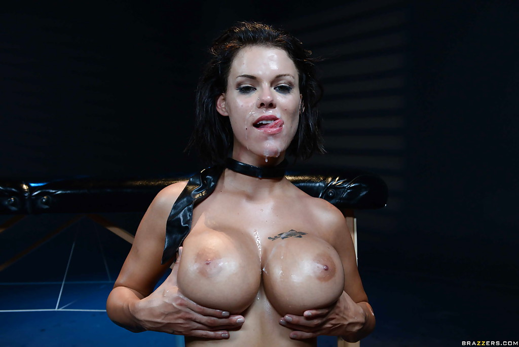 Peta Jensen Blindfold Massage
