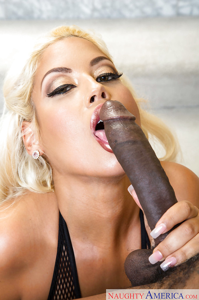 White cock for vida valentine - 2 part 4