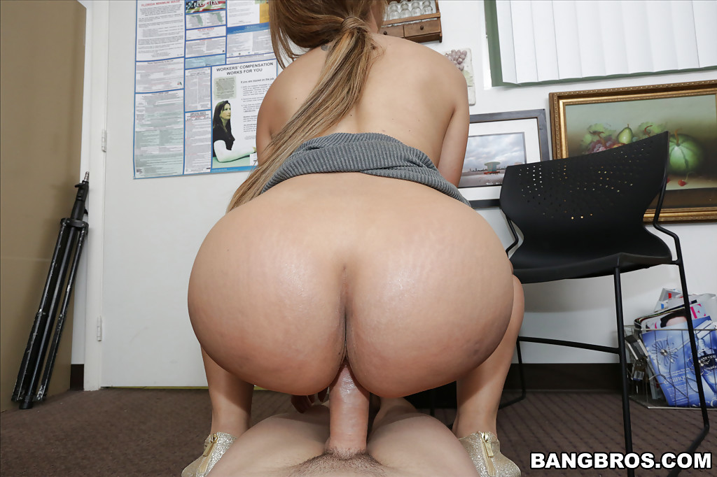 Big assed latina porn