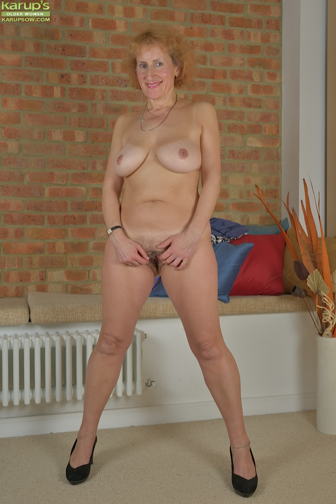 Amateur british matures nude