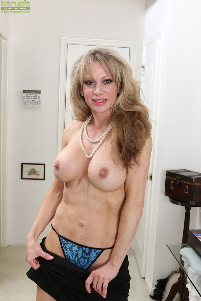 Women over 50 big tits