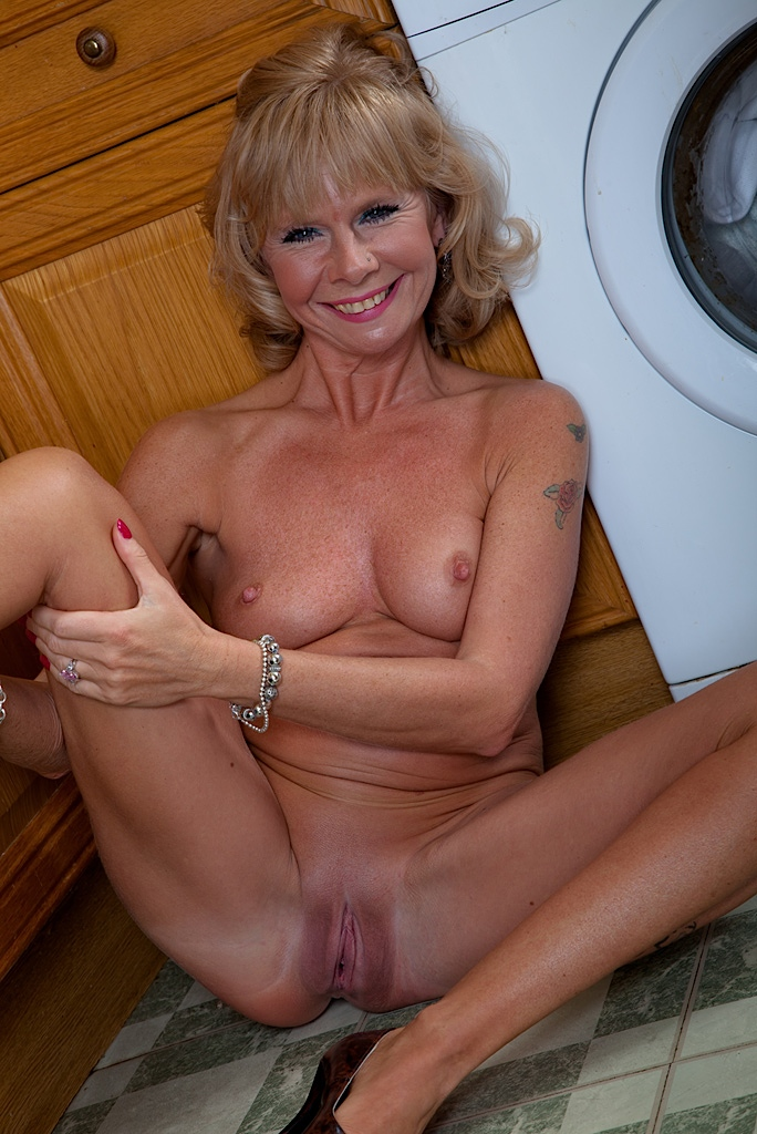 Naked women 50 and older