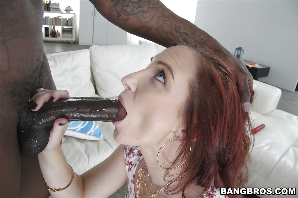 Brunette Slut Takes It In The Mouth and Ass - LuxureTV