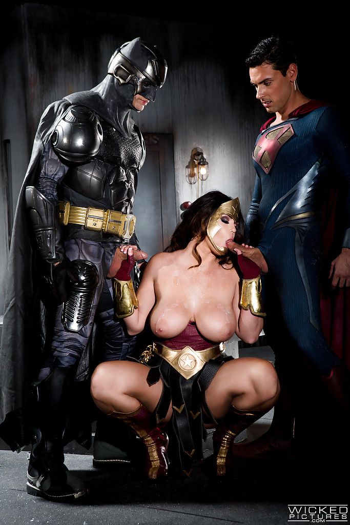 superman and batman porn
