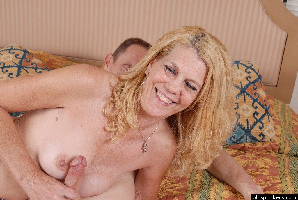 Over 50 blowjob