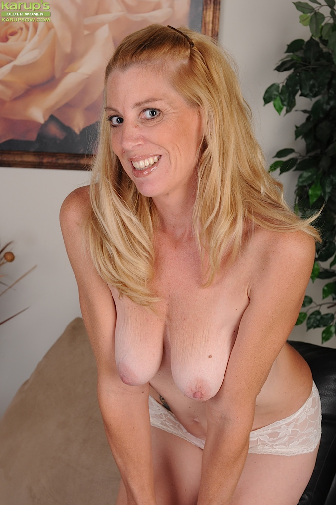 Over 40 and horny
