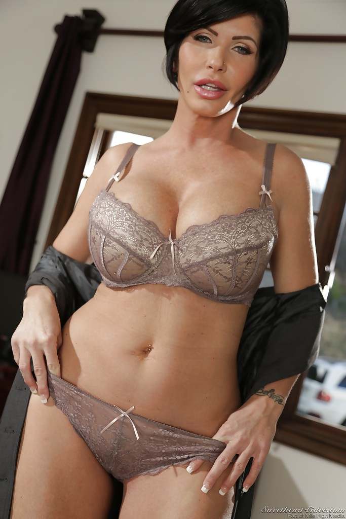 Mature milfs in lingerie