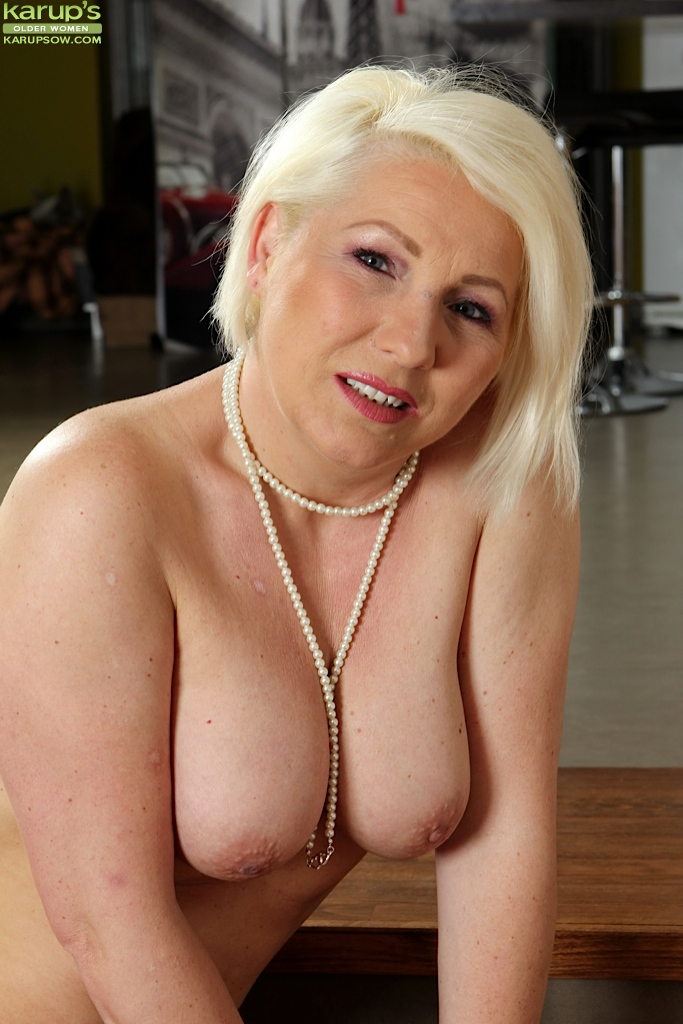 50+ with huge natural tits