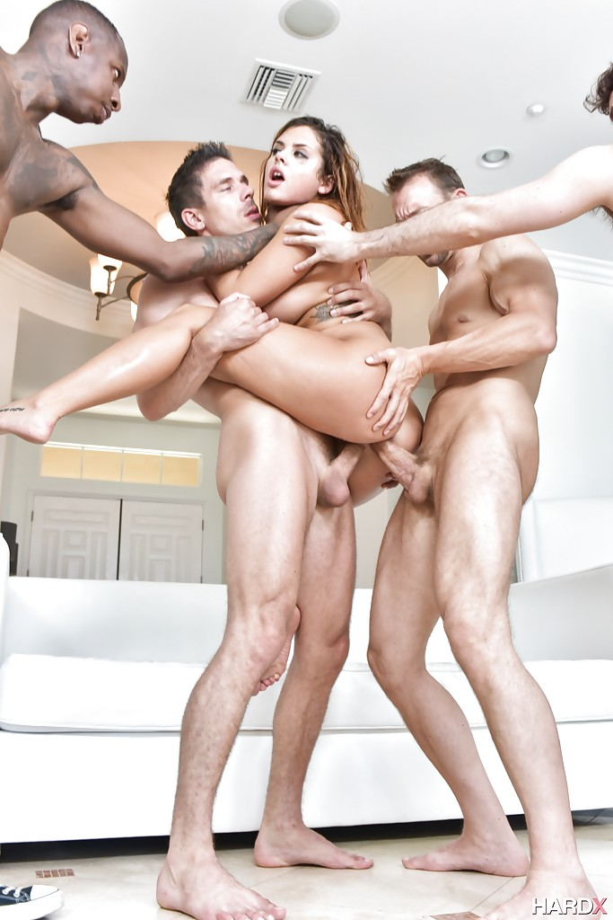 Karlee Grey Gang Bang