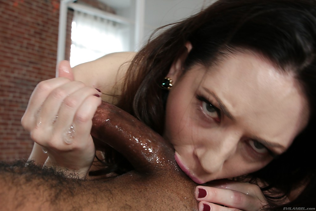 Big Cock Licked And Devoured