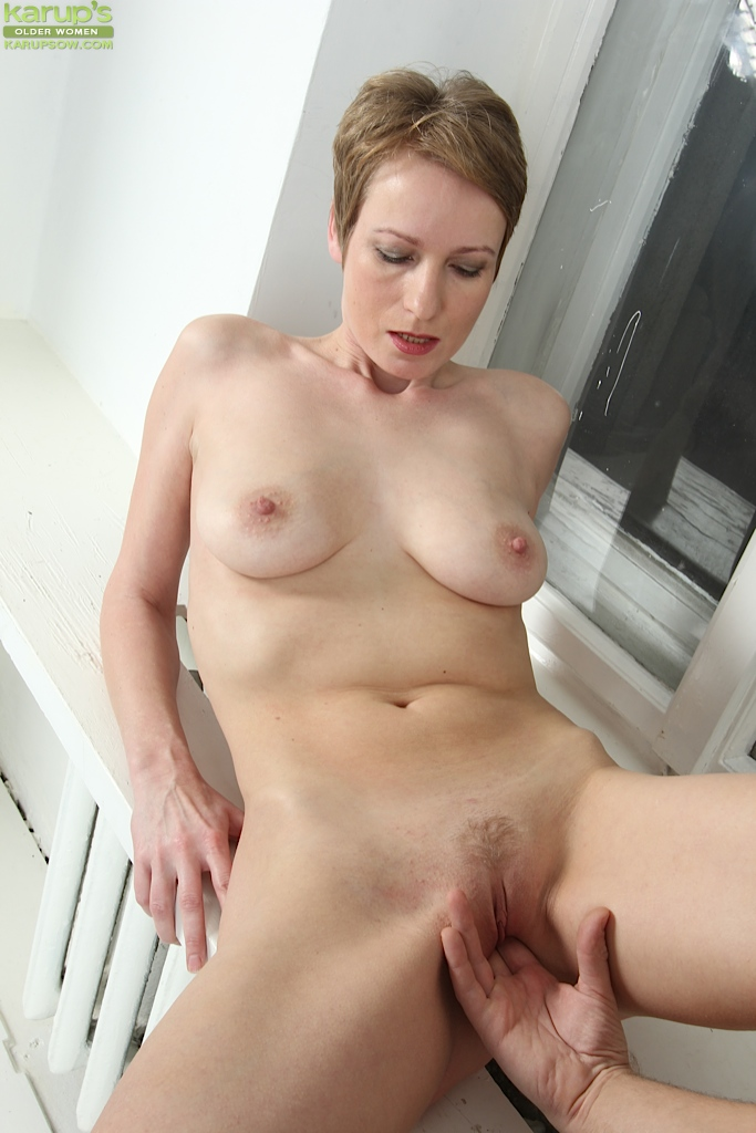 Slim mature sex