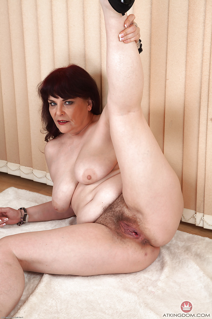 Fat nude older women