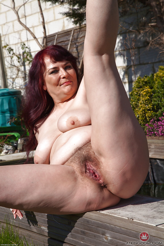 from Forrest naked fat women outside