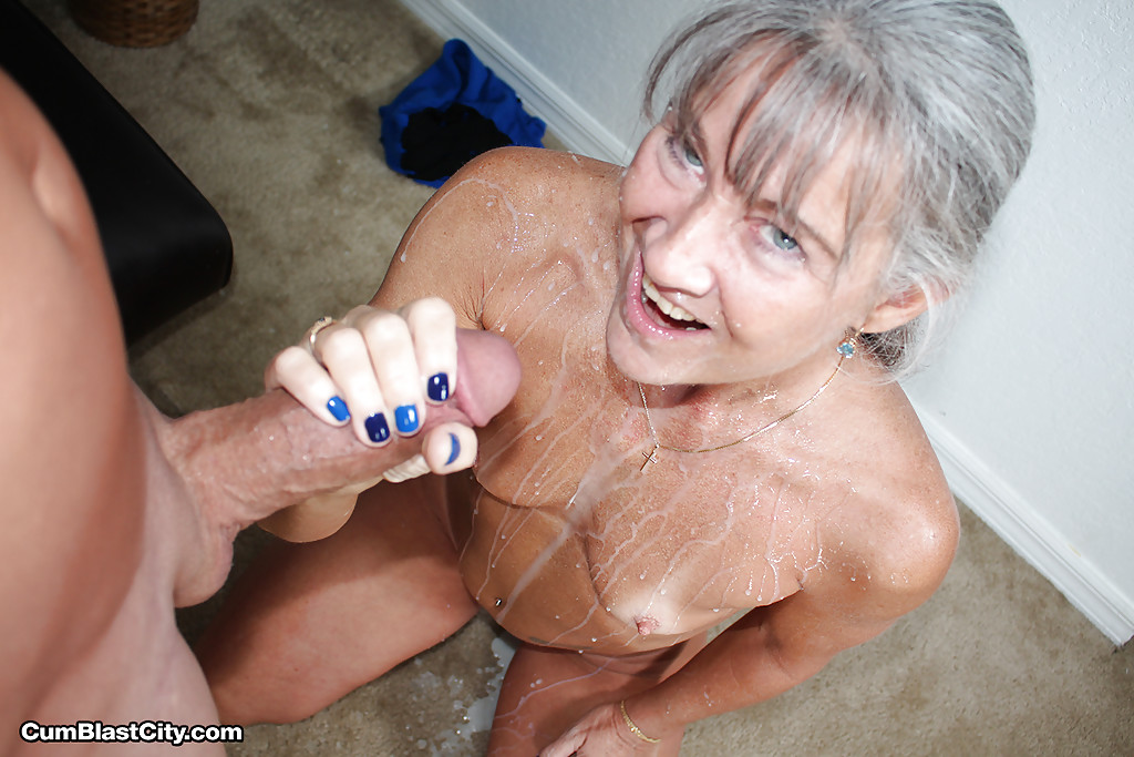 Entertaining Mature big tits 50 gray hair rather valuable