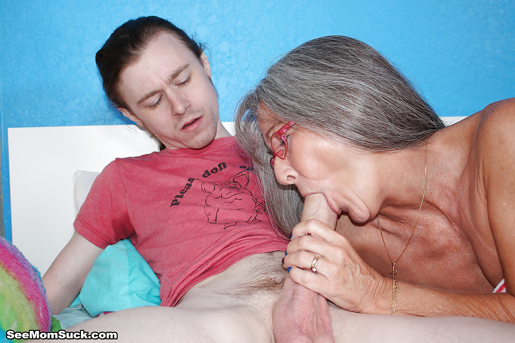 Suck dick granny — photo 10