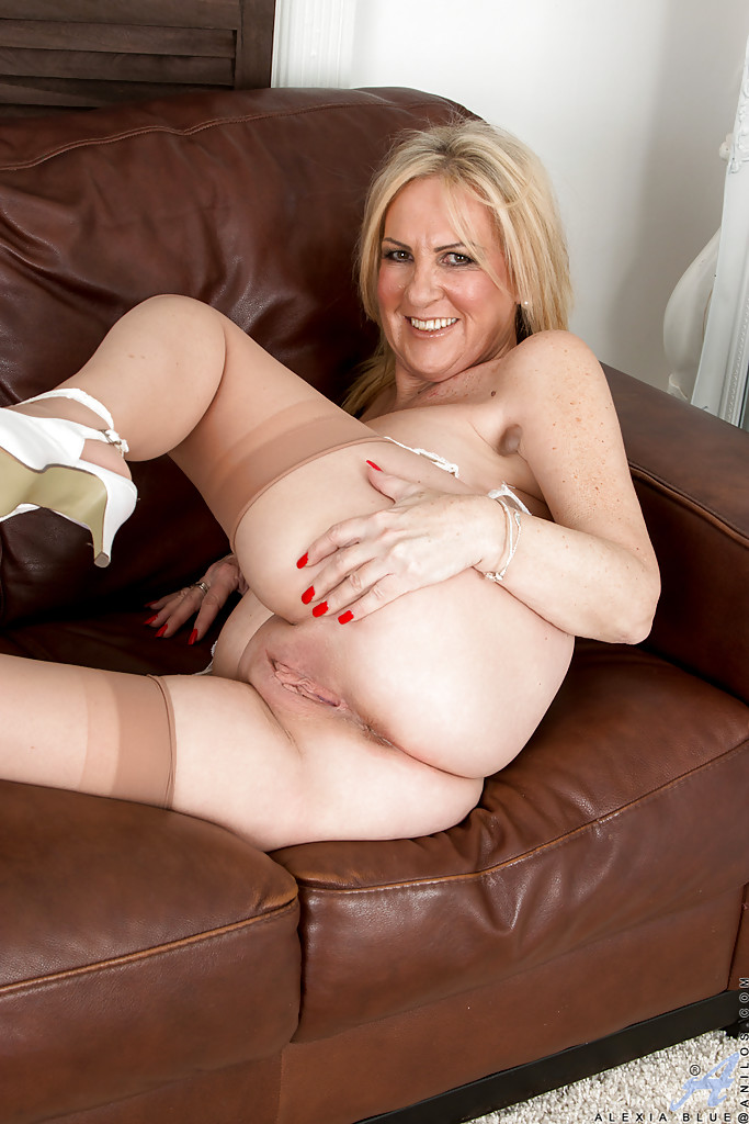 The Mature erotic nylons consider