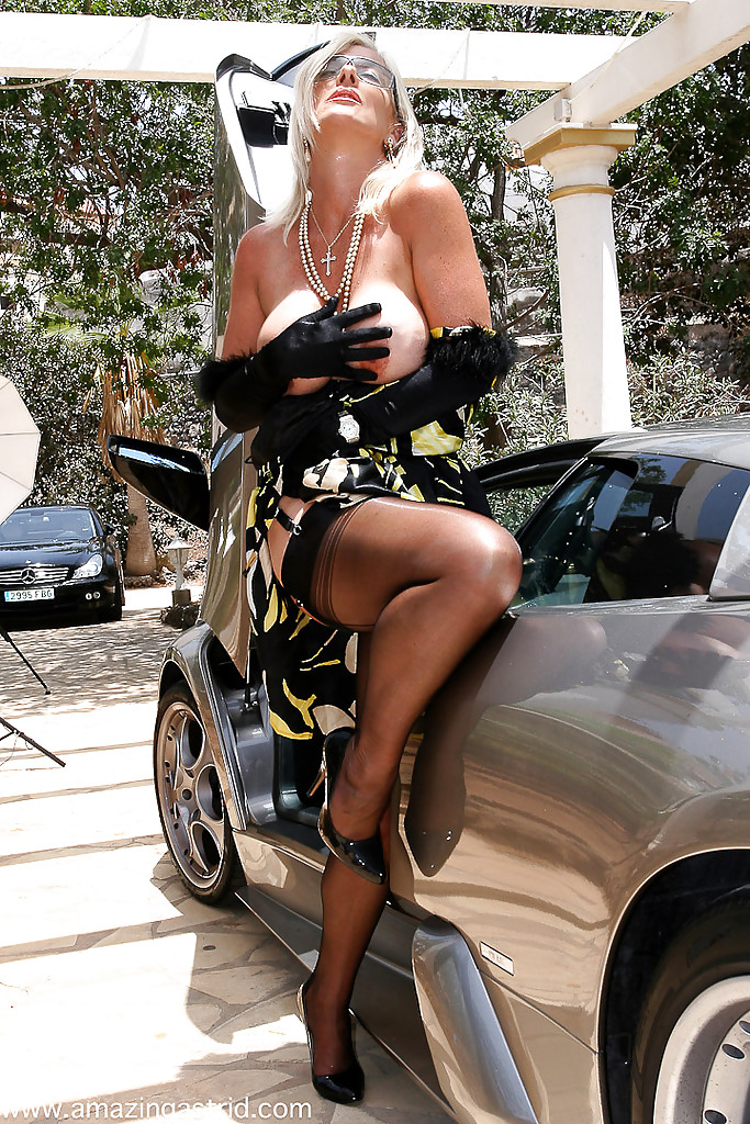 Older blonde madam Awesome Astrid twinkling suspenders and ass outdoors porn photo #320848053 | Amazing Astrid, Amazing Astrid, Ass, Babe, Big Tits, Blonde, Clothed, Glasses, High Heels, Legs, Outdoor, Panties, Skirt, Spreading, Stockings, Upskirt, mobile porn