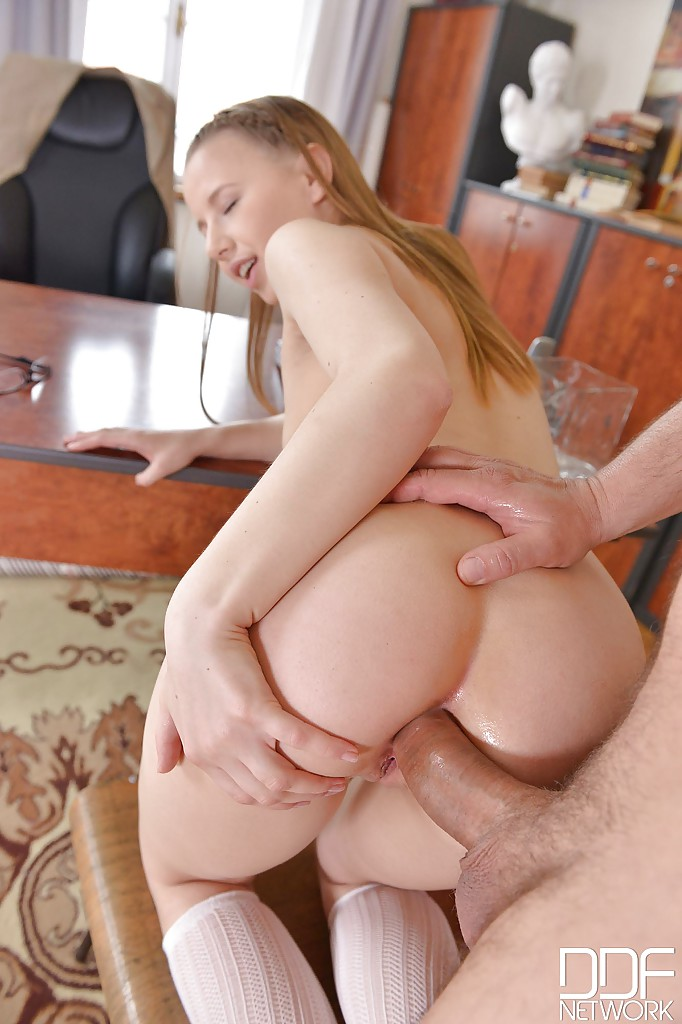 Olivia grace deep anal hardcore gonzo scene by ass traffic
