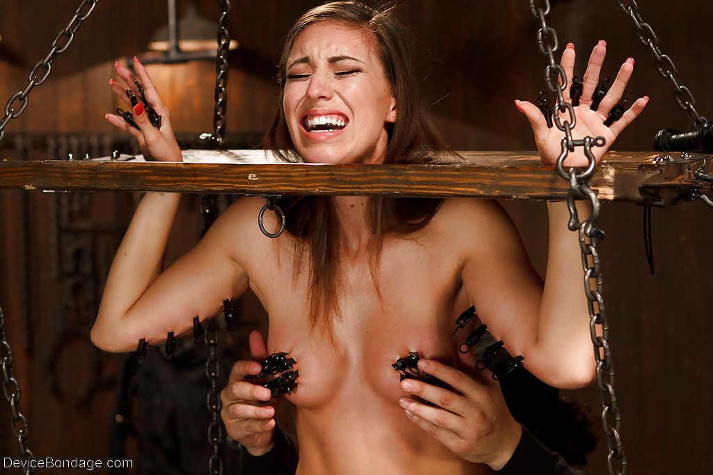 women in pain bondage sex
