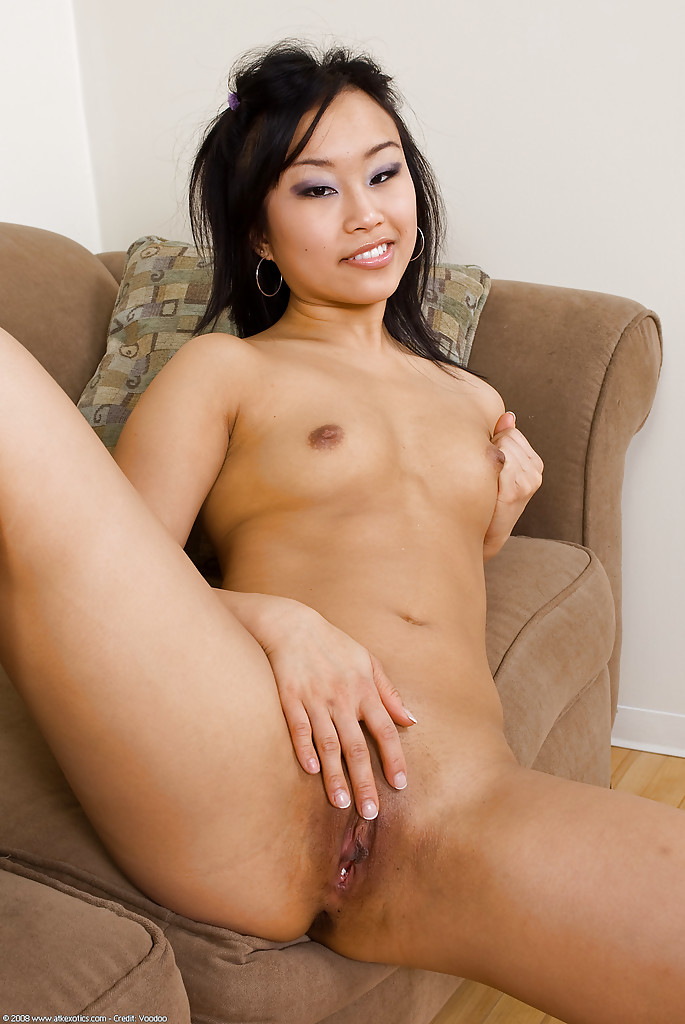 Young Petite Asian Teen