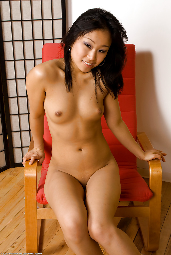 small bare chested asians