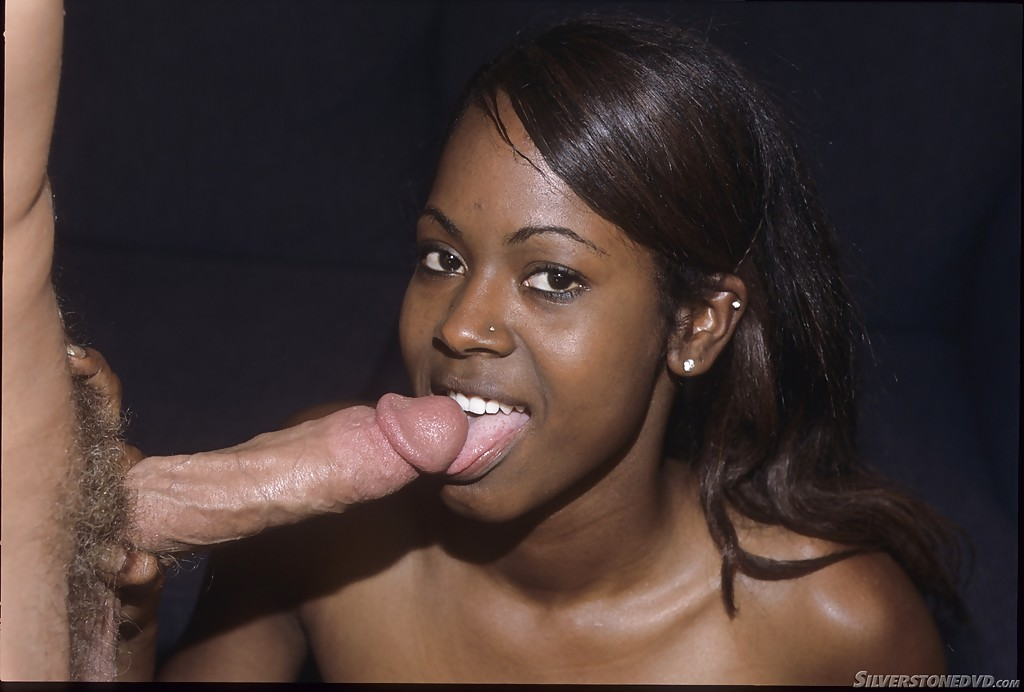 White dick enconter black milf