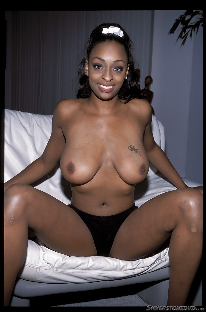 With you Busty ebony carmen