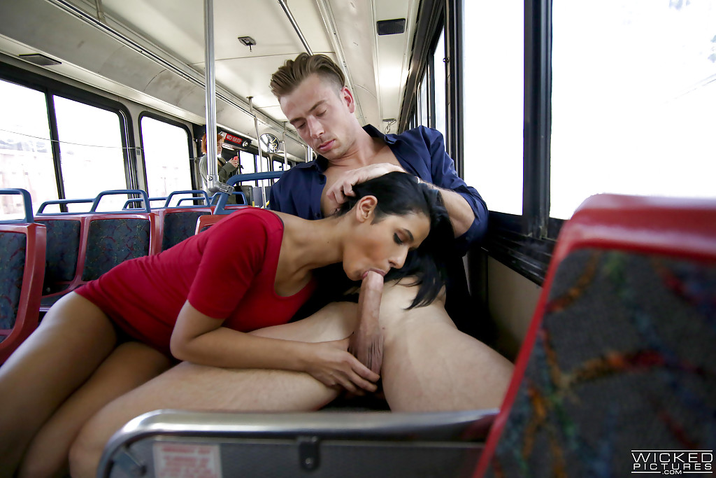 from Oliver sex in bus picture